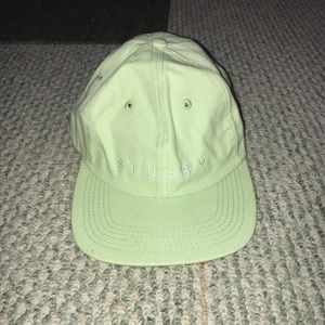 Flat rim hat